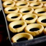 Un producto típico de consumo popular  en Danlí es la tradicional rosquilla de maíz.