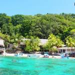 Zona para practicar snorkel en Cayo Mayor.