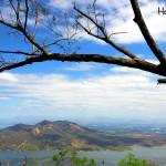 Vista desde el mirador en la cima de la Isla del Tigre.