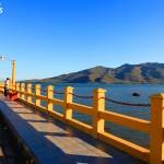 El municipio de Amapala está compuesto por 30 islas ubicadas en el Golfo de Fonseca.