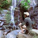 En Guanaja existen tres cascadas que  engalanan la reserva natural de esta hermosa isla.