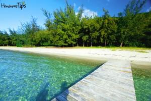 """Dina's Beach es una paradisíaca ribera en la denominada """"banda norte""""."""