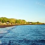 Panorámica de Playa Negra.