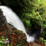 Cascada de río Grande es una de las más altas de Honduras.