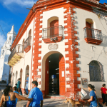 Casco histórico de Santa Rosa de Copán.