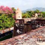 Fortaleza de San Fernando de Omoa.