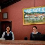El personal del hotel Alameda le atenderán gustosamente en sus necesidades durante su estancia en Tegucigalpa / The staff at Hotel Alameda will be delighted to assist you during your stay in Tegucigalpa