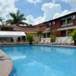 Hotel Alameda cuenta con una refrescante piscina para disfrutar de los días calurosos en Tegucigalpa / Hotel Alameda features a refreshing pool to enjoy hot days in Tegucigalpa