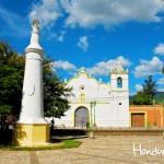 Iglesia La Merced fue la primera iglesia de Honduras.