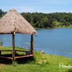 Laguna de Chiligatoro es un sitio para relajarse.