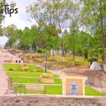 Parque Centenario El Cerrito, Santa Rosa de Copán.