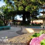 Parque López es compartido tanto por La Esperanza como Intibucá.