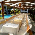 Hotel Costa Azul County Beach también le ayuda en la celebración de esos eventos especiales, sean estos familiares o profesionales / At Hotel Costa Azul County Beach you can also celebrate special events, for familiy or work