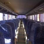 Comodiad y confort le ofrece Transportes Rey Express para sus viajes.