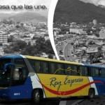 Transportes Rey Express pioneros en servicio terrestre de pasajeros em Honduras