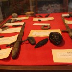 Herramientas que narran una historia bien conservada / Preserved tools that tell a story.