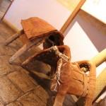 Bonito aparejo, usado para montar a caballo / A nice rig used for riding.