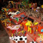Artesanias del Mercado Guamilito de San Pedro Sula