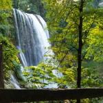 Las Cataratas de Pulhapanzak cuentan con una imponente caída de agua de 43 metros de altura / Pulhapanzak features a stunning 43 meters high waterfall.