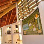 En el centro de visitantes podrá ampliar información sobre el Jardín Botánico Lancetilla.