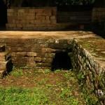Las ruinas en El Puente han sobrevivido a cientos de años expuestas a la intemperie.