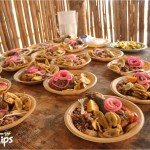 Al reservar su paseo al Parque Nacional Jeannette Kawas, se recomienda confirmar si desea disfrutar de un delicioso almuerzo en la zona /