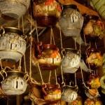 Representacion de los pueblos de Honduras en artesanías del Mercado Guamilito