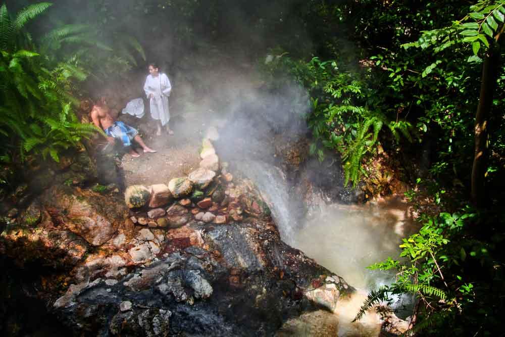 Luna Jaguar Spa Resort (Aguas Termales) - Honduras Tips