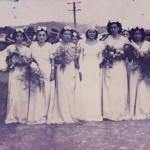 Fotos de ayer: las reinas de Siguatepeque