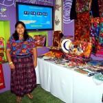 Venta de accesorios artesanales hechos en Guatemala.