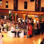 Honduras participó con 40 empresas turísticas.