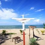 La playa de Campamento