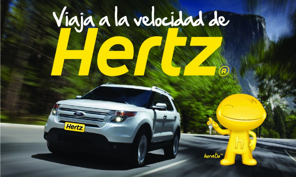 hertz rent a car: