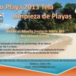 Tela... Eco Playa 2013