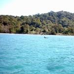 Tourist Options también lo lleva a los hermosos paisajes de Punta Sal en la Bahía de Tela / Tourist Options also takes you to the beautiful landscapes of Punta Sal in the Bay of Tela