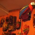 Artesanías en Copán Ruinas