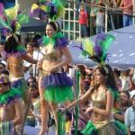 Color y sensualidad en La Ceiba.
