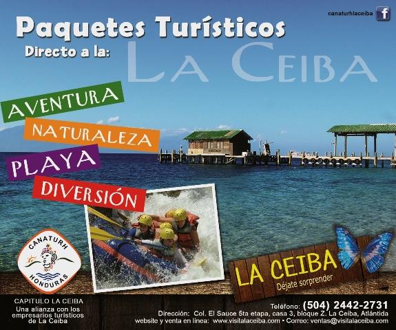 La Cámara de Turismo de La Ceiba, CTLC, junto con sus afiliados buscan poder posicionar a La Ceiba como un destino turístico de calidad mundial / The Tourism Chamber of La Ceiba, CTLC, together with its affiliates seek to position La Ceiba as a world class tourist destination