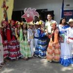 III Encuentro Folklórico Escolar e Intercolegial  POPOL  VUH