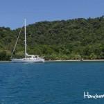 Charters de Vela en Roatán