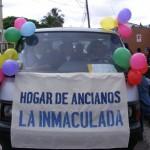 La presencia del Hogar de Ancianos La Inmaculada Concepción, es muy importante.