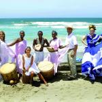 Fiesta a la cultura de ébano
