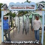 La pesca en alta mar es una de las actividades. Foto proporcionada por el establecimiento.