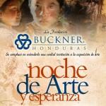 Arte hondureño trae esperanza para beneficiarios de Organización Buckner