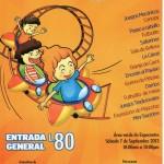 Festival del Niño 2013 promete diversión para toda la familia