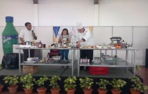 Participarán chefs internacionales y nacionales.