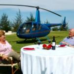 Volar ofrece transporte en helicoptero al destino que desee.