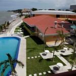 Ambiente totalmente caribeño en Hotel Partenon Beach en La Ceiba, Honduras / Hotel Partenon Beach boasts a totally Caribbean atmosphere in La Ceiba, Honduras