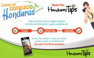 ¡Comparta con los lectores de Honduras Tips cómo usted conoce a Honduras!