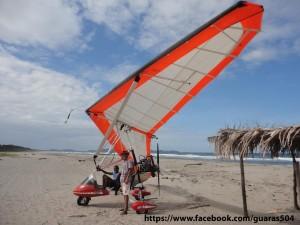 Si visita la costa atlántica de Honduras, ¡no pierda la oportunidad de hacer aerotrekking!